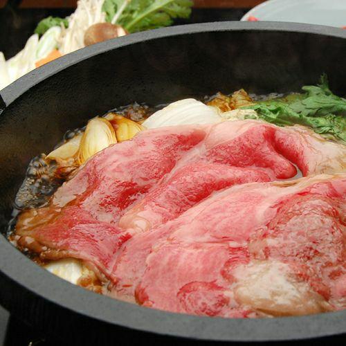 米沢牛ロース特選【すき焼き用】  500g