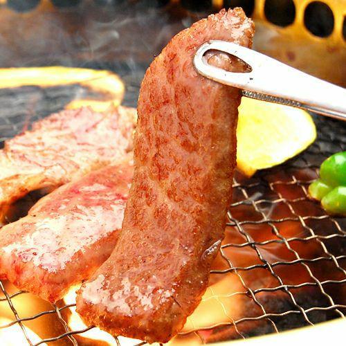 米沢牛上カルビ【焼き肉用】 500g(2~3人前) 【冷蔵便】
